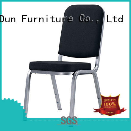 San Dun Brand pure conference custom aluminium dining chairs