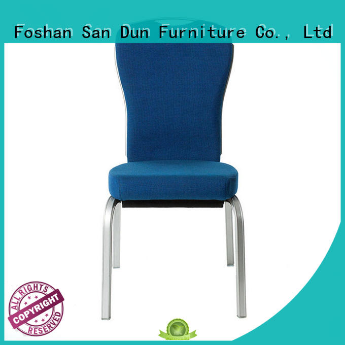 Wholesale hospitality flexible stacking banquet chairs San Dun Brand