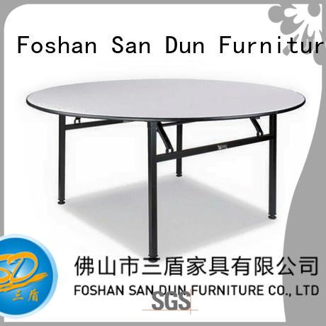 laminate banquet San Dun Brand compact folding table