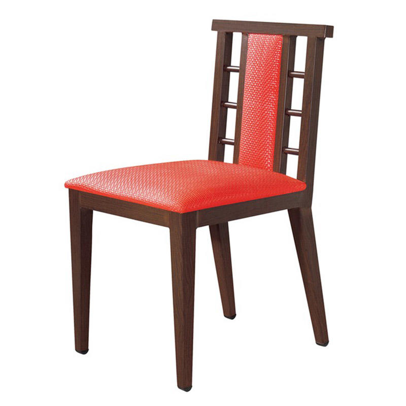 HALL WOOD METAL CHAIR #YA-050