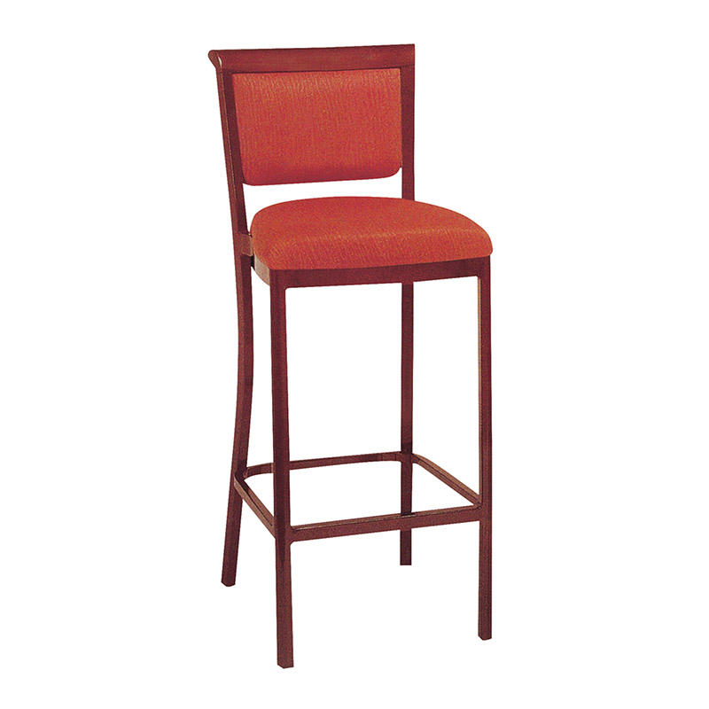 METAL BAR STOOL FOR HOTEL BANQUET RESTAURANT #YA-063