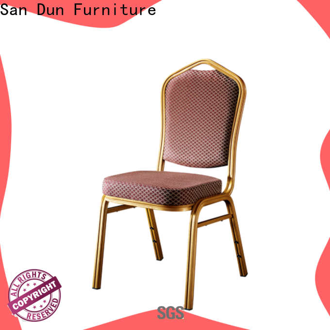 San Dun elegant chair aluminium best manufacturer bulk buy