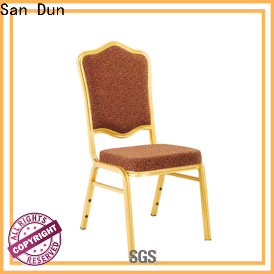 San Dun upholstered chairs company for party hall