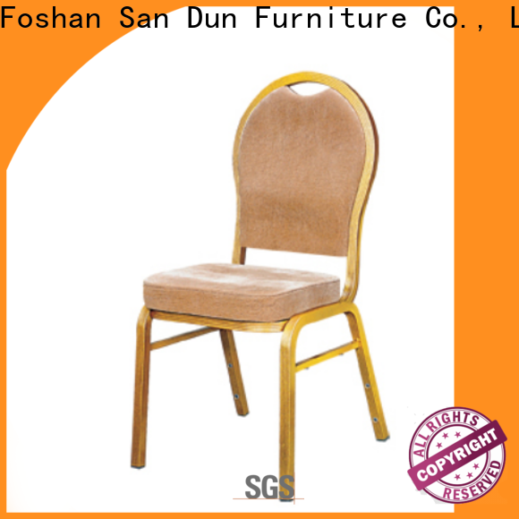 San Dun stable banquet chairs wholesale for meeting