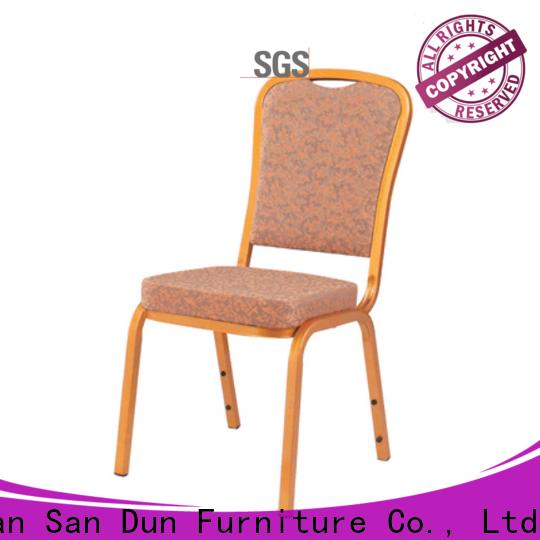 San Dun steel chair furniture manufacturer for sale