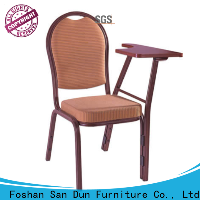 San Dun top selling steel kitchen chairs factory direct supply bulk buy