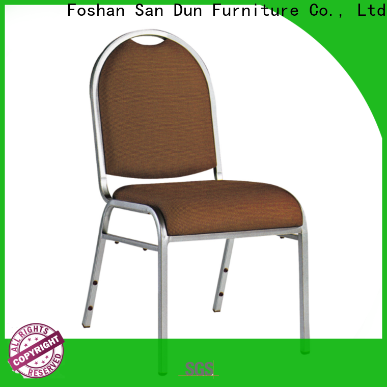 reliable steel chair for restaurant from China for coffee shop