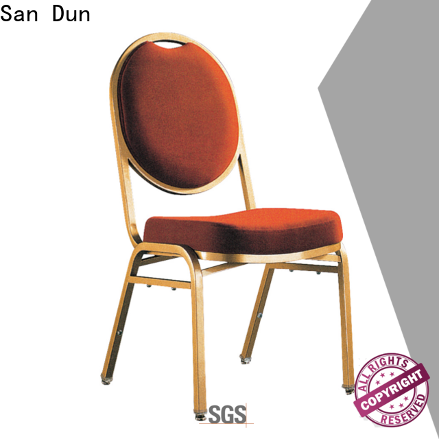 San Dun cost-effective steel chair for dining table inquire now for restaurant