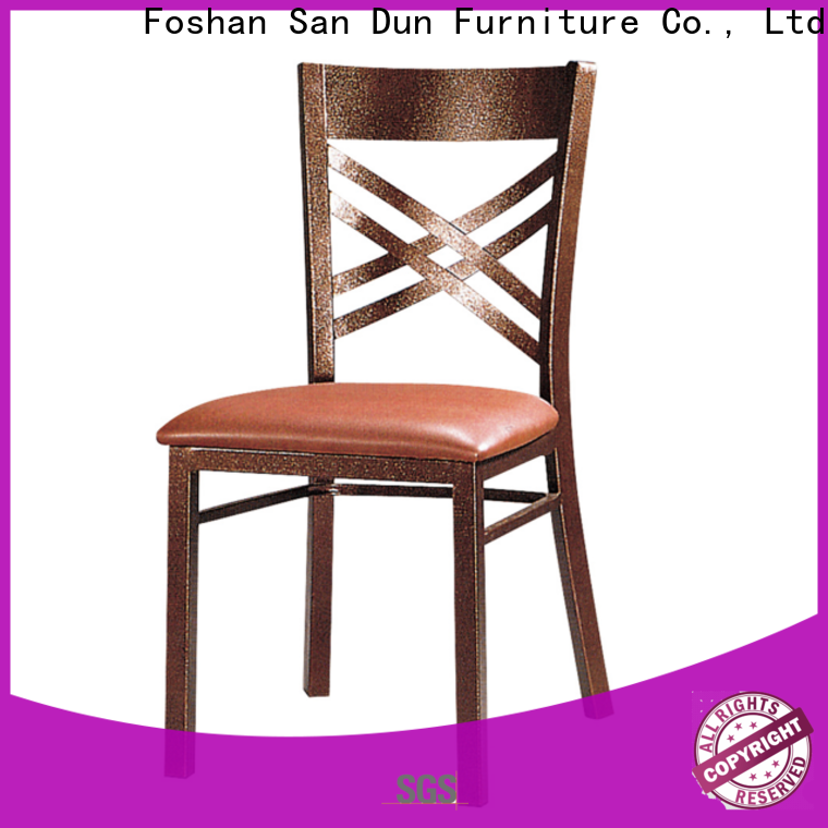 hot selling steel chairs for home factory for promotion