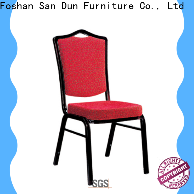 San Dun aluminum restaurant chairs factory direct supply for promotion