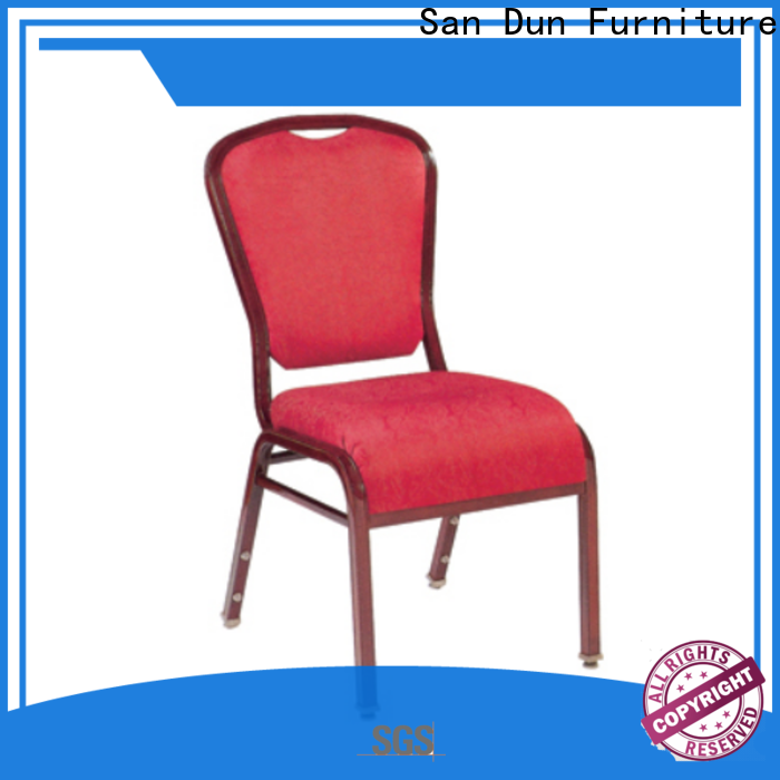 cheap aluminium cafe chairs supplier for hotel banquet