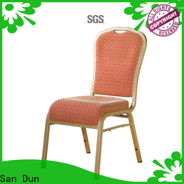 best value aluminum dining chairs series for restaurant