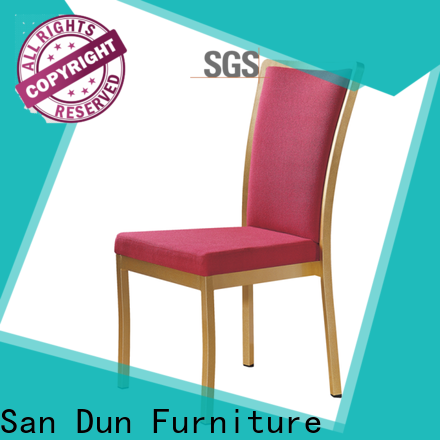 San Dun aluminum patio dining chairs inquire now for conference