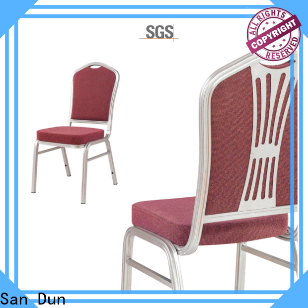 San Dun excellent aluminum office chair with good price for conference