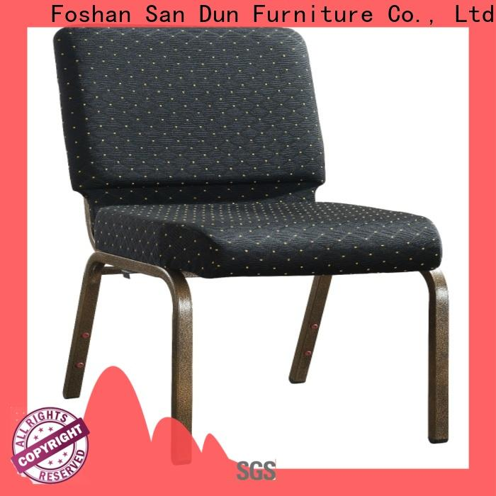 San Dun chairs with steel legs suppliers for promotion