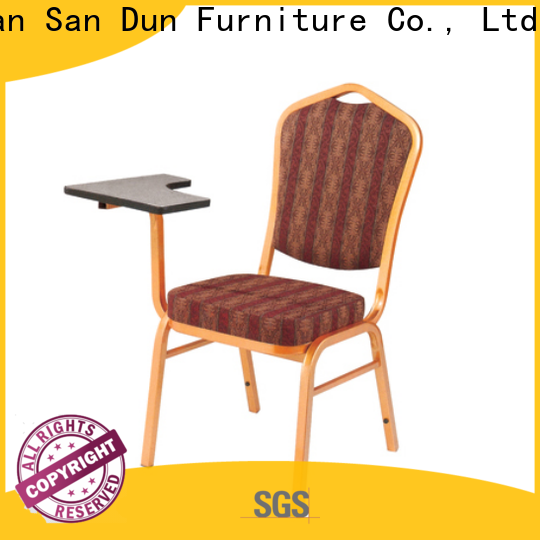San Dun hot-sale lightweight aluminum chairs best manufacturer for restaurant