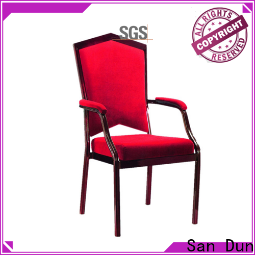 San Dun banquet chairs company for hotel banquet