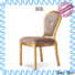 best price stackable aluminum chairs supplier for restaurant