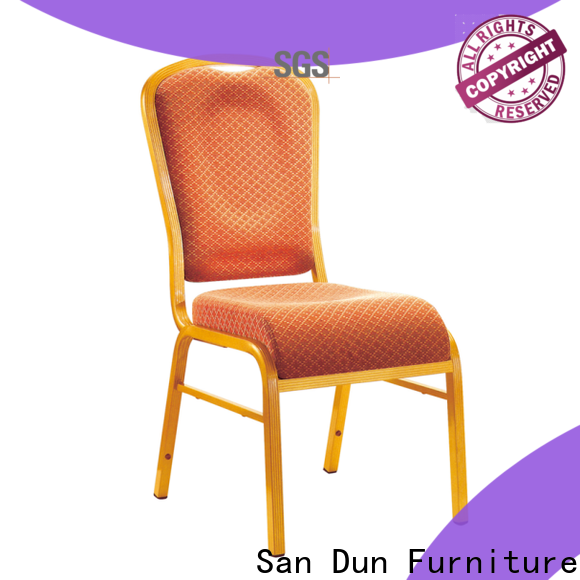 popular banquet chairs from China for hotel banquet
