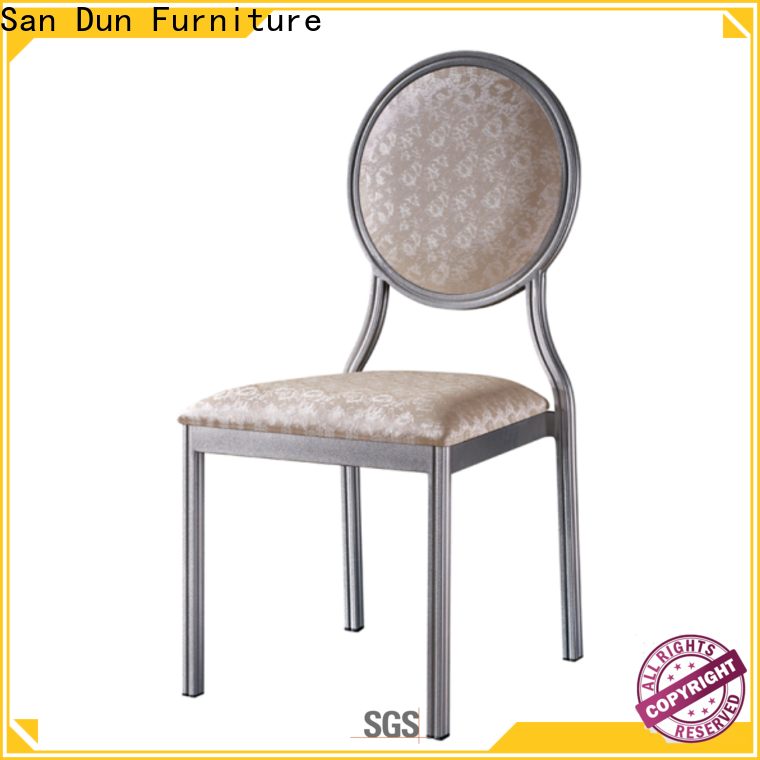 best aluminum banquet chair with good price for restaurant