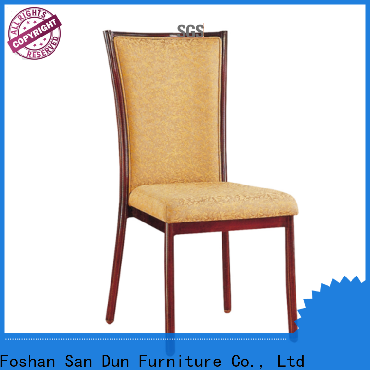 San Dun top selling lightweight aluminum chairs inquire now for meeting