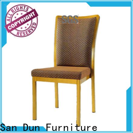 San Dun chair aluminum factory direct supply bulk buy