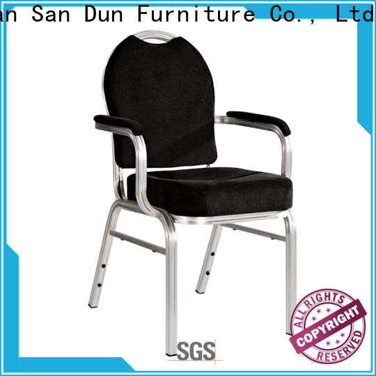 elegant lightweight aluminum chairs best supplier for party hall