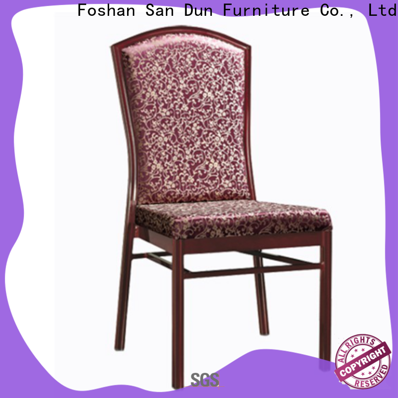 San Dun professional aluminium office chair from China for sale