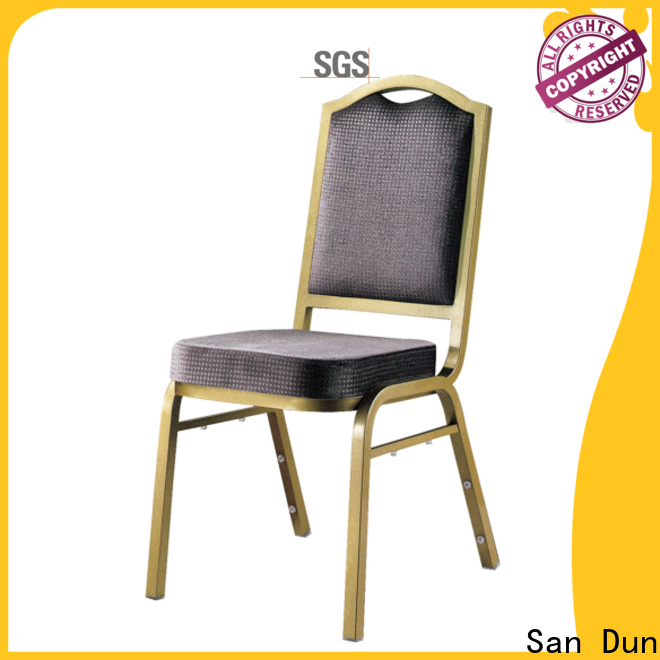cost-effective aluminium office chair factory for coffee shop