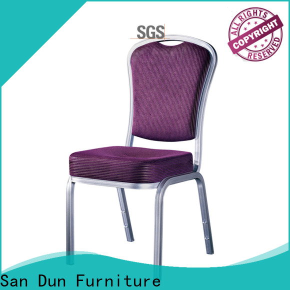 San Dun hot selling chair aluminum inquire now for meeting