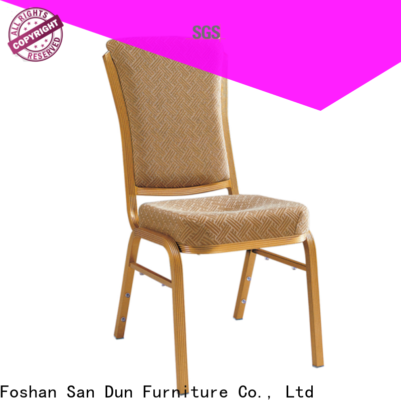 durable fabric dining chairs factory direct supply for coffee shop