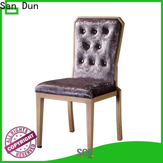 San Dun top cheap aluminum chairs suppliers for conference
