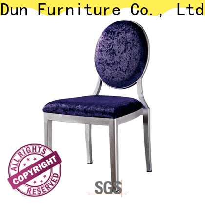 San Dun quality aluminum restaurant chairs company for conference