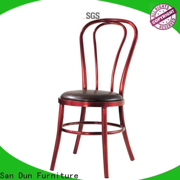 professional aluminum chair from China for restaurant