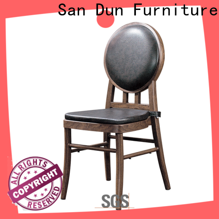 professional aluminum kitchen chairs directly sale for conference