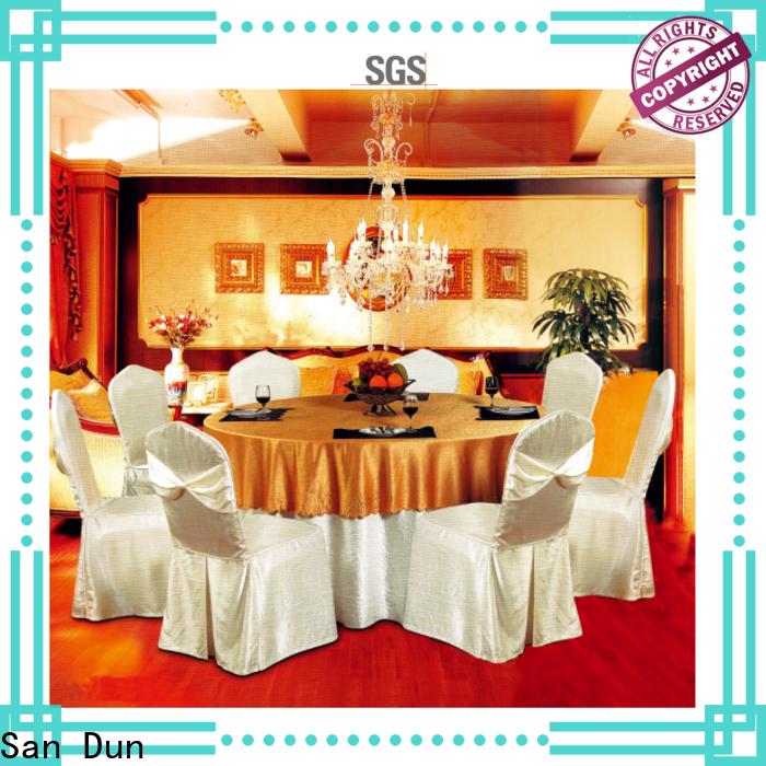 San Dun buy banquet tablecloths factory direct supply for wedding