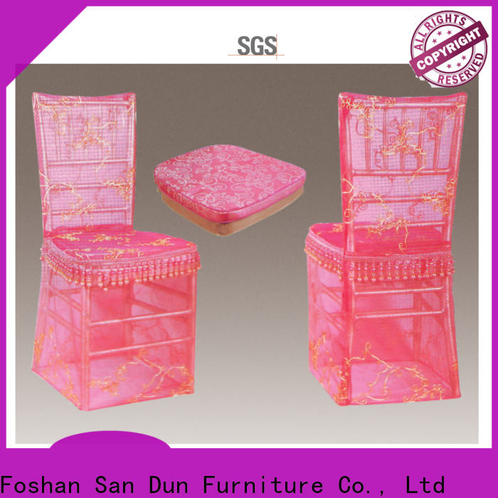 San Dun table linens for wedding reception factory direct supply for sale