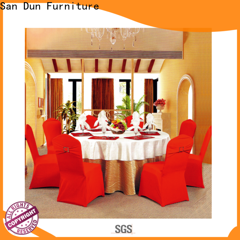 San Dun popular linen tablecloths for wedding directly sale for hotel