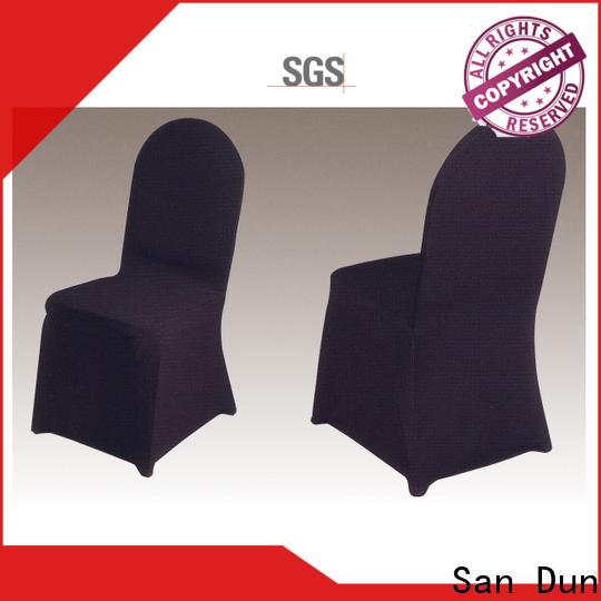 San Dun banquet table covers with good price bulk buy