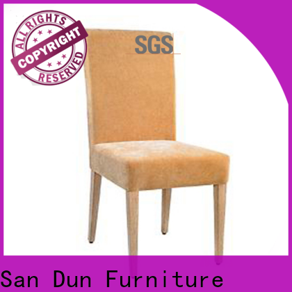 San Dun stylish wooden chair supply for wedding