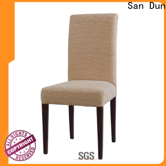 San Dun durable wooden chair furniture inquire now for promotion