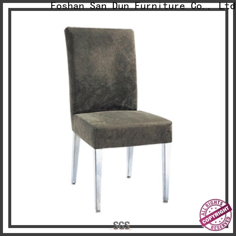 San Dun quality wood dining chairs best manufacturer bulk buy