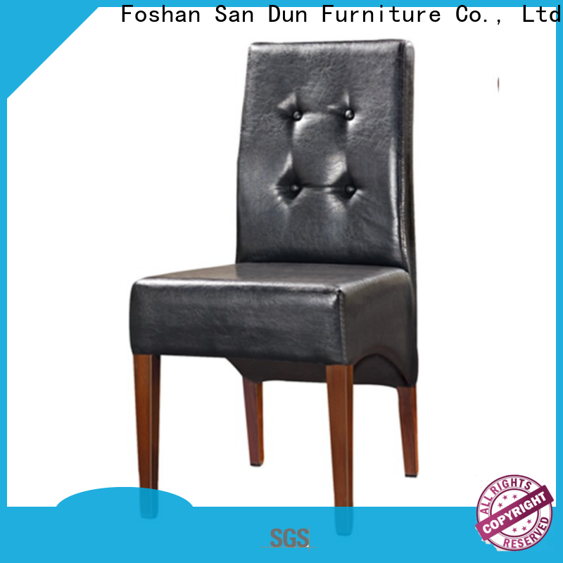 new wooden sitting chair factory for party