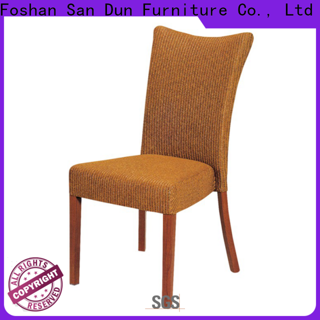 low-cost chair with wooden legs suppliers for hotel