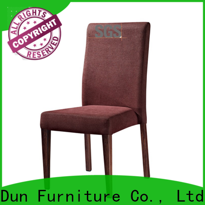 San Dun wooden dining chairs manufacturer for sale