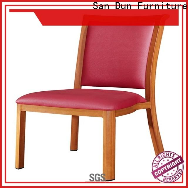San Dun wooden kitchen chair designs suppliers for party