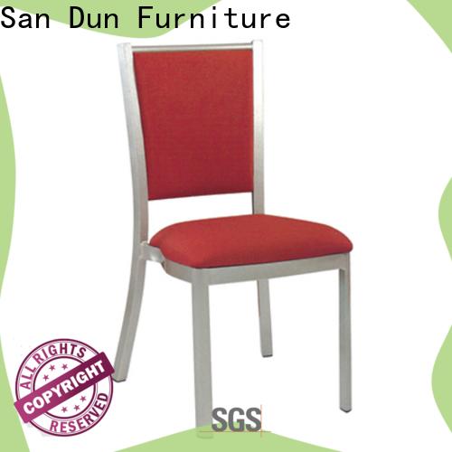San Dun elegant latest wooden chair supplier for wedding