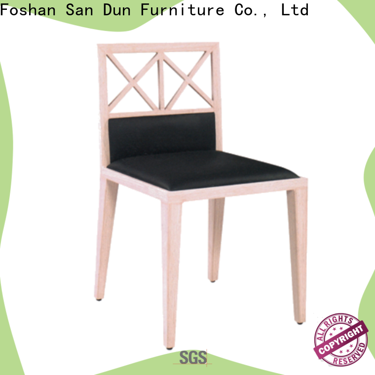 single wooden dining chair