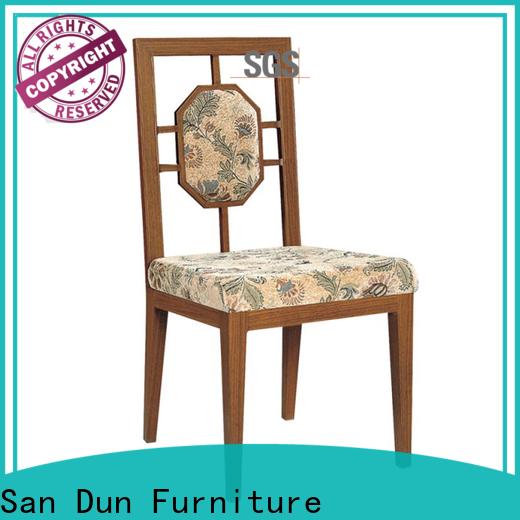 San Dun easy chair wooden furniture suppliers bulk buy
