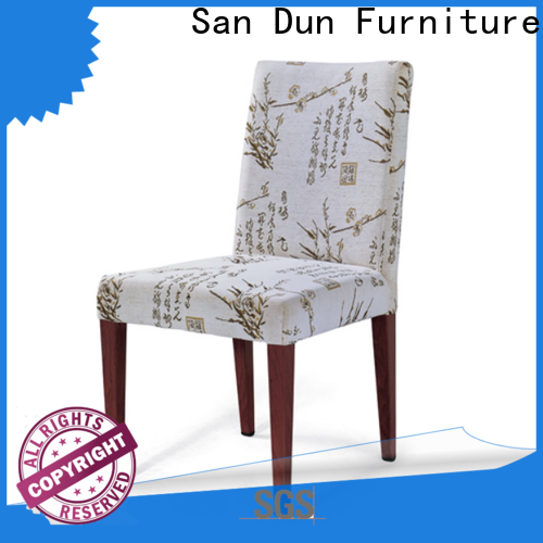 San Dun wooden chairs for sale best supplier for restaurant